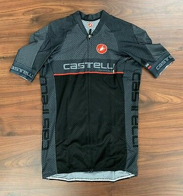 Navy//Orange Castelli Climber/'s 2.0 Jersey Men/'s XXL