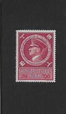 MNH stamp / Adolph Hitler 55th Birthday issue 1944  / Third Reich / Nazi Germany