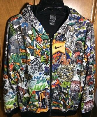 Nike Youth Jacket SKATEBOARD Hoodie