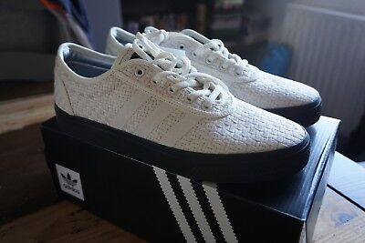 check out 18e68 efea4 Adidas skateboarding Adi-Ease x Gasius UK 9 Reflective Off whiteBlack  BRAND NEW
