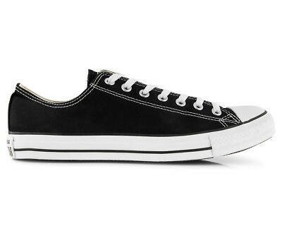 Converse Chuck Taylor Unisex All Star Low Top Shoe - Black (S594)