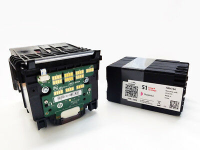 New Hp Genuine Printhead With Setup Ink For Hp 950 951 Pro Officejet 8610 8620