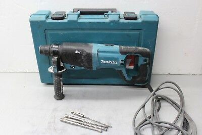 MAKITA HR2641 AVT Rotary Concrete Hammer Drill with case