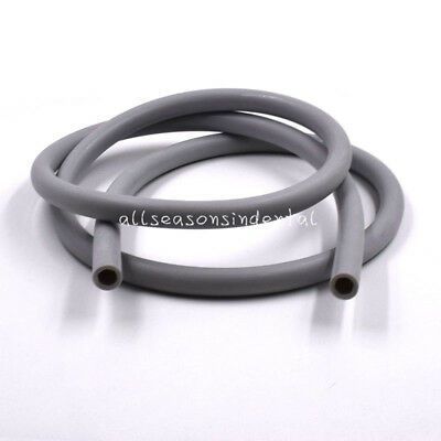 Dental Oral Silicone Tubing Hose For Saliva Ejector Suction High Strong HVE 1.5M