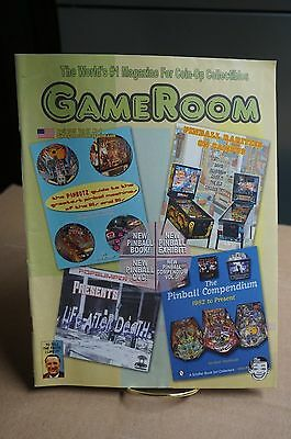Gameroom Magazine April 2005