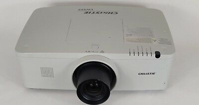 CHRISTIE LW555 3LCD WXGA HD Projector with Standard Lens