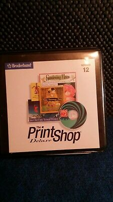 Broderbund The Print Shop for Windows 45252�