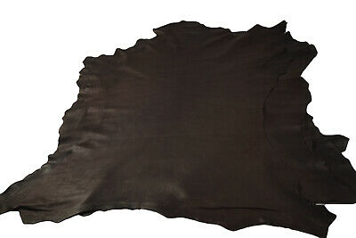 Chestnut Brown sheepskin hides - Soft Nappa sheep leather | GARMENT LEATHER
