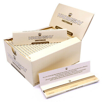 ZEN(BK) PURE HEMP Rolling Papers 78*44mm 25 Booklets=1250 leaves smoking