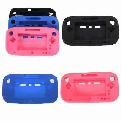 Durable Silicone Rubber Game Case Shell Guard Frame Cover Skin Protector
