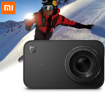 Xiaomi Mijia Wifi 4K Action Sports Camera, 4K/30fps Video 6-axis EIS APP Control