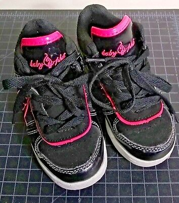 Pre-Owned Toddler Girls Baby Phat Shoes Size 8 -B001