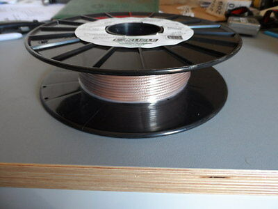 25m Brown FEP Coaxial Cable RG179B/U 2.54mm Outer Dia Connector Type E - 5218240