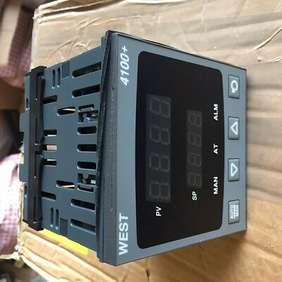 West Instruments 4100+ PID Temperature Controller, 96 x 96 (1/4 DIN)mm - 6233368