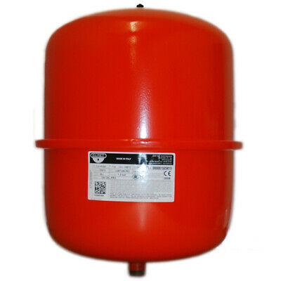 Zilmet Heating Expansion Vessels 8, 12, 18, 24 Litre & Sealed System Kit/Bracket