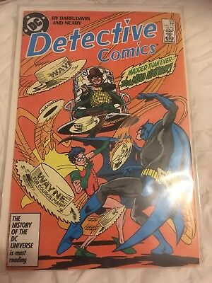 Detective Comics (1937 1st Series) #573...Published Apr 1987 by DC.