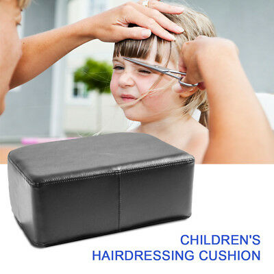 New Extra Cushion Child Chair Hairdressing Seat Booster Cushion Barber Haircut