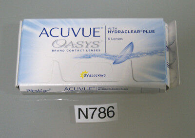 Johnson & Johnson - Acuvue Oasys with Hydraclear Plus - 6er Box -3.25 (N786-R20)