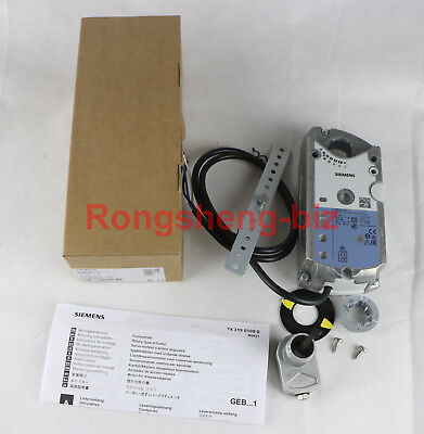 1PC NEW IN BOX SIEMENS damper actuator GEB331.1E #RS8