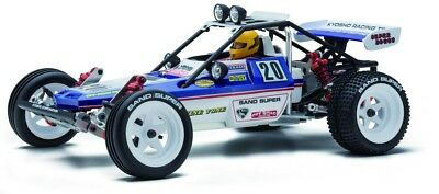 Kyosho Vintage Re-Release Turbo Scorpion 1/10 RC Electric 2wd Buggy Kit 30616