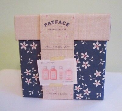 FAT FACE Mini Collection Set Gift Box