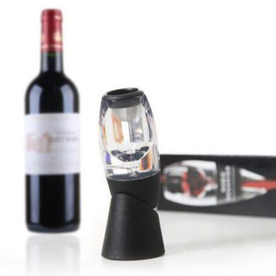 AU Red Wine Aerator Decanter Red Magic Filter Pourer Bottle Spout Home Xmas Gift