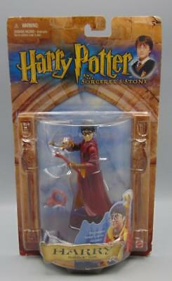 Harry Potter and The Sorcerer's Stone Harry Quidditch Team Figure