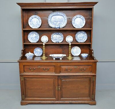 Charming Georgian Oak Dresser
