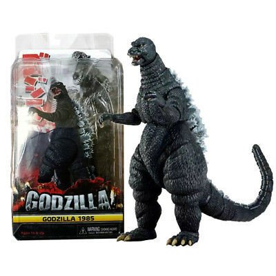 "7"" Monster Gojira Series Godzilla 1985 PVC Statue Model Action Figures Toy Gift"
