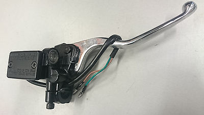 NEW TGB scooter Master Cylinder for R50x, Bullet, 505, 413625c chrome
