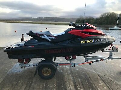 2014 Seadoo RXT-X 260 - 94hrs Use - SBS Trailer - New Cover - Trade Sale