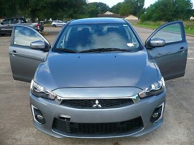 2017 Mitsubishi Lancer ES 2017 Mitsubishi Lancer  ES 2.0l under 7000 miles and garage kept,Well Maintained