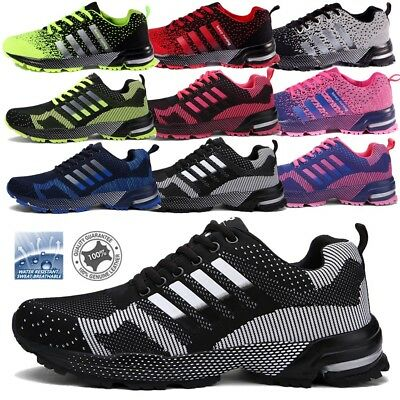 Men Women Trainers Running Breathable Shoes Sports Casual Sneakers Athletic 2019