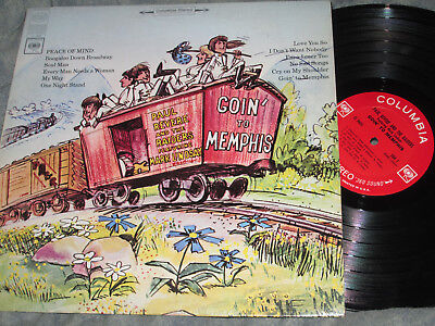 1967 Paul Revere and The Raiders Goin To Memphis Psych Garage Rare