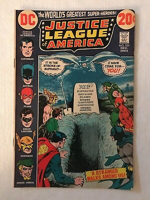 Justice League of America Issue #103 (DC, 1972)