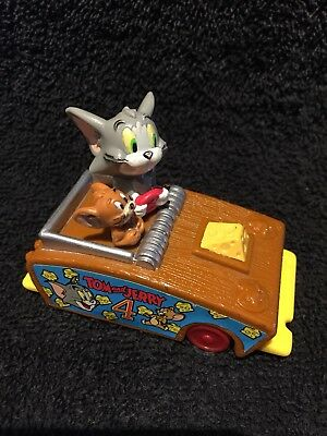 Tom And Jerry Mousetrap Car