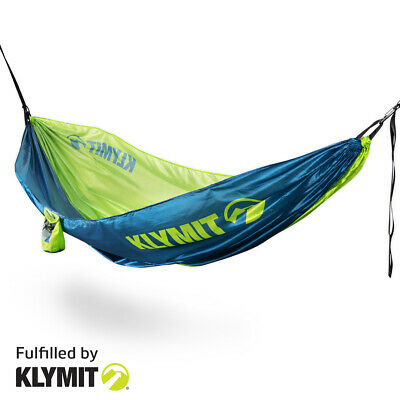 Klymit Traverse HAMMOCK 2-Person Camping - FACTORY REFURBISHED