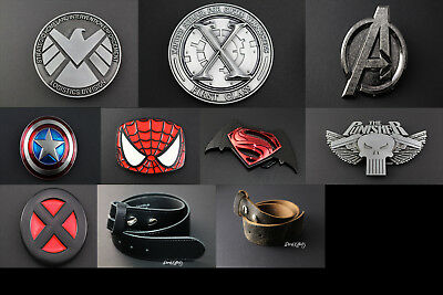 Buckle And Belt Order