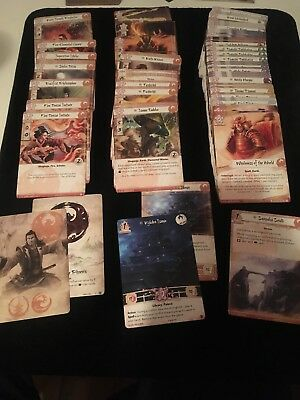 Disciple Of The Void - Phoenix Clan Pack - Legend Of The Five Rings - L5R LCG