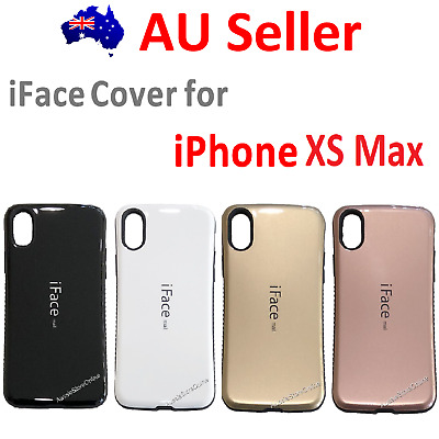 iFace Heavy Duty Shockproof Anti Shock Slim Case Cover for iPhone XS Max