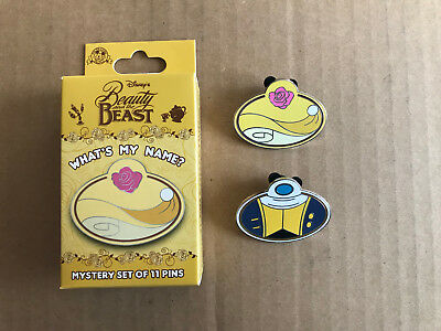 Disney DLR Cast Exclusive What's My Name? Beauty and the Beast - Belle, Beast