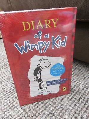 Diary Of A Wimpy Kid 2 Awesome Books Brand New