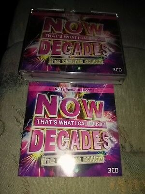 now thats what i call the 80s deluxe edition