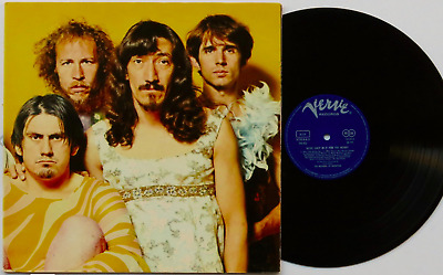 FRANK ZAPPA & Mothers GERMANY 1st Press WE'RE ONLY IN IT FOR THE MONEY N. Mint