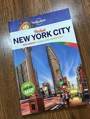 Lonely Planet Pocket New York City by Lonely Planet Travel Guide Book 6th Editio