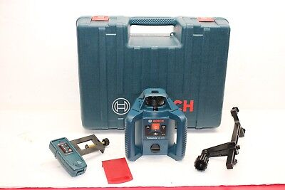 Bosch Grl 240Hv Professional Self Leveling Rotary Laser