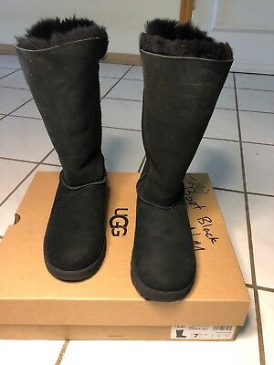 7e6e39d47ba NEW IN BOX - UGG Women LOMA Over the Knee Suede Boots 1095394 ...