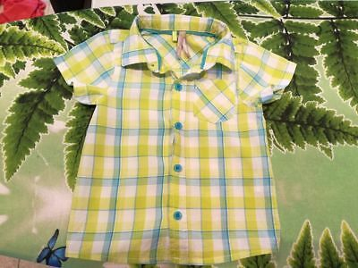 Chemise Orchestra, taille 6 mois