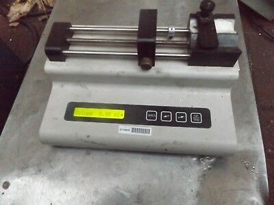 KDS 101 KD Scientific KDS100 laboratory syringe pump lab variable volume
