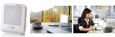 Verilux HappyLight Compact Personal Portable Light Therapy Energy Lamp - FREE SH